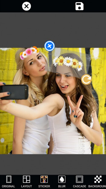 Photo Editor Filter Sticker & Selfie Camera Effect