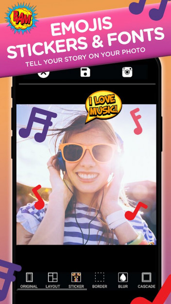 Photos Collage Maker: Edit Photos & Make Collages